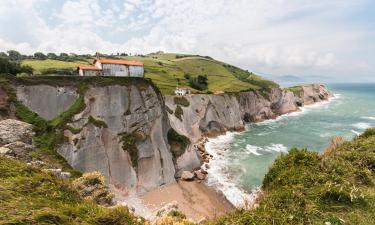 Apartments in Zumaia