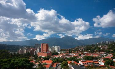 Self-Catering Accommodations in Caracas