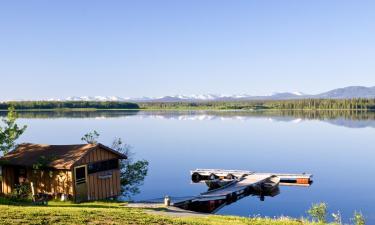 Hotéis em Anahim Lake