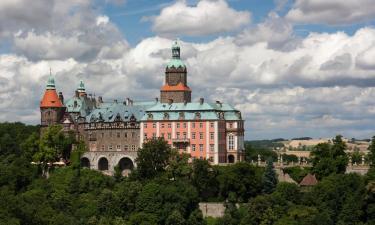 Hotels in Wałbrzych