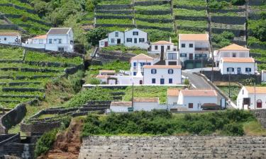 Hotéis com Piscinas em Vila do Porto