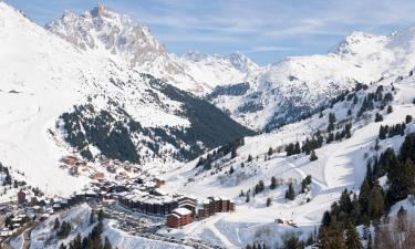 Hotels in Le Sauze