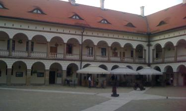 Hotels with Parking in Niepołomice