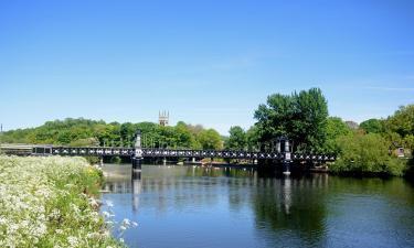 Budget hotels in Burton upon Trent