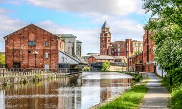 Hotels with Parking in Wigan
