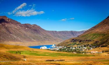 Apartments in Seyðisfjörður