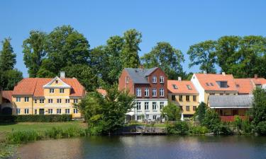 Hotels with Parking in Nyborg