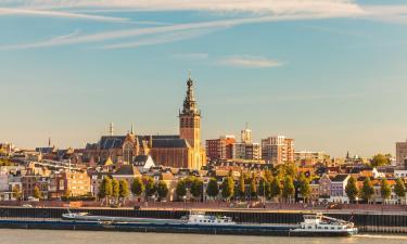 Hotels in Nijmegen