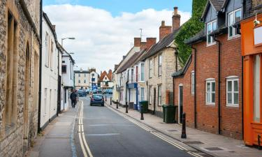 Hotels in Bicester