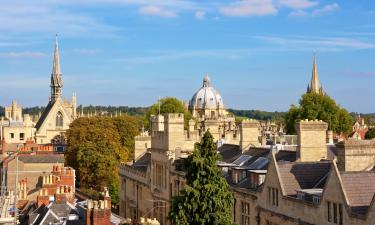B&Bs in Oxford