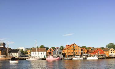 Hoteller i Tønsberg