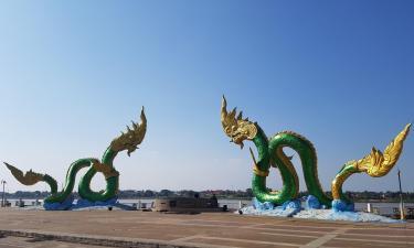 Pet-Friendly Hotels in Nong Khai