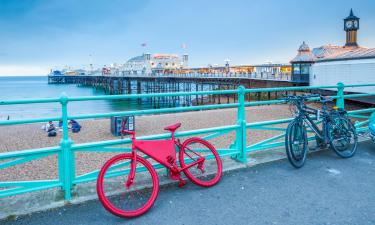 Hotels with Parking in Brighton & Hove