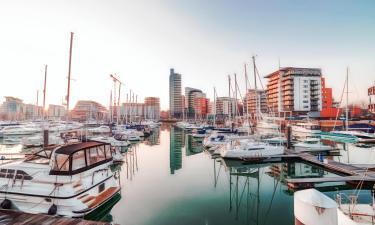 Hotels in Southampton