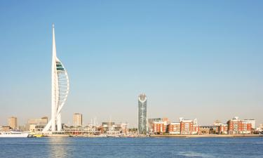 B&Bs in Portsmouth