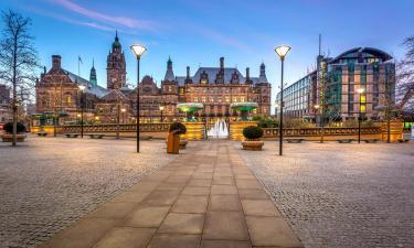 Hotels in Sheffield