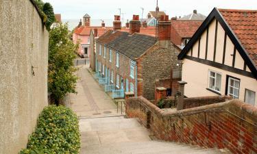 Pet-Friendly Hotels in Aldeburgh