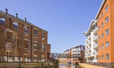 Apartments in Milton Keynes
