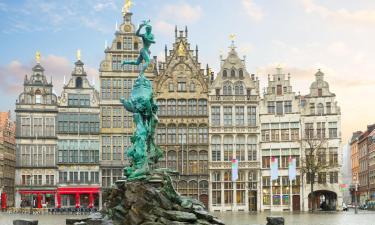 B&Bs in Antwerp
