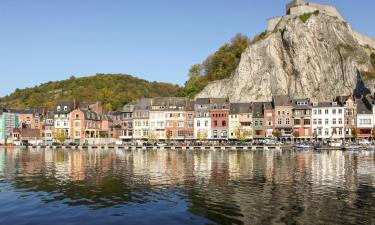 B&Bs in Dinant