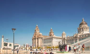 Apartments in Liverpool