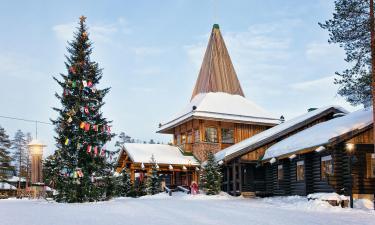 Hotels in Rovaniemi