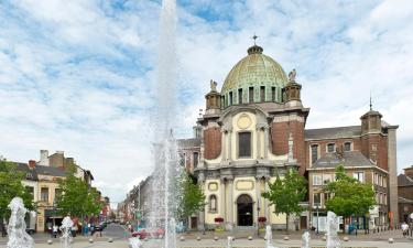 Hotels in Charleroi