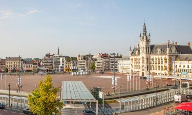 Hotels with Parking in Sint-Niklaas