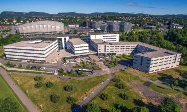 Hotels with Parking in Fornebu