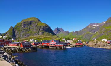 Vacation Homes in Andenes