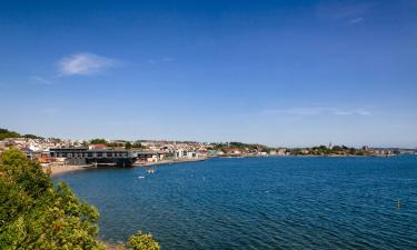 Hotels with Parking in Larvik