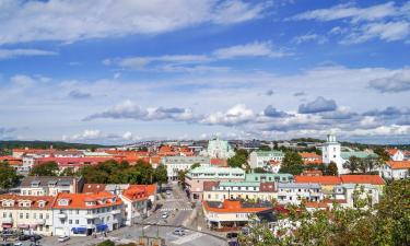 Husdjursvänliga hotell i Strömstad