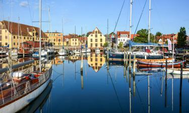 Bed & breakfast-steder i Svendborg