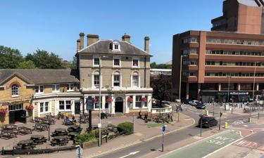 Budget hotels in Watford