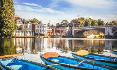 Apartments in Kingston upon Thames