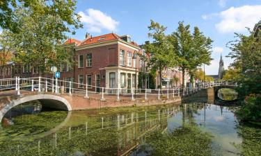 Apartments in Delft