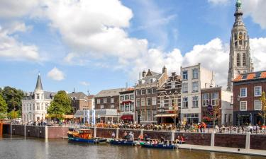 B&Bs in Breda