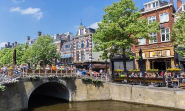 Hotels in Leeuwarden