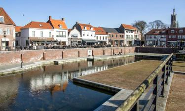 Hotels with Parking in Terneuzen