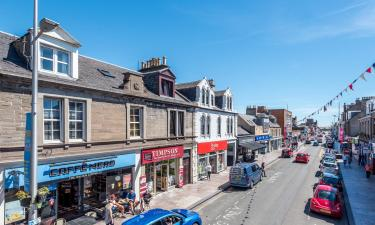 Vacation Rentals in Broughty Ferry
