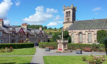 Self-Catering Accommodations in Aberlour