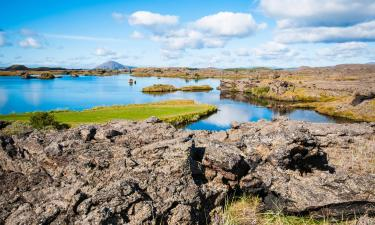 Guest Houses in Myvatn