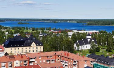 Hotels in Piteå