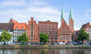 Hostels in Lübeck