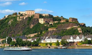 Guest Houses in Koblenz