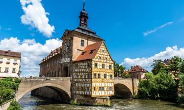 Pensionen in Bamberg