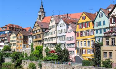 Hotels in Tübingen
