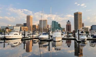 Hotels mit Whirlpools in Baltimore