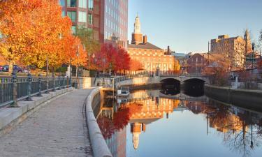 Hoteli v mestu Providence