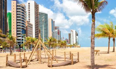 Hotels in Fortaleza